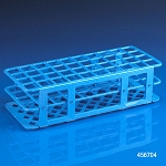 Rack, Tube, 25mm, 40-Place, PP, Blue