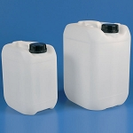 Industrial Tank, HDPE, 10 Liter - Pack of 24