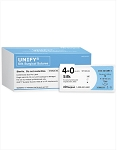 Silk UNIFY® Suture, Medium, 4-0, 30