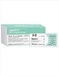 Nylon UNIFY® Suture, LG, Size 3-0, 30