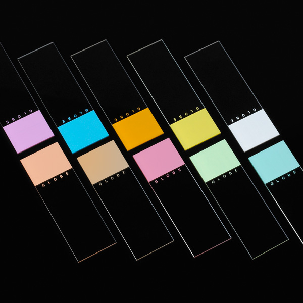 Diamond White Glass Microscope Slides